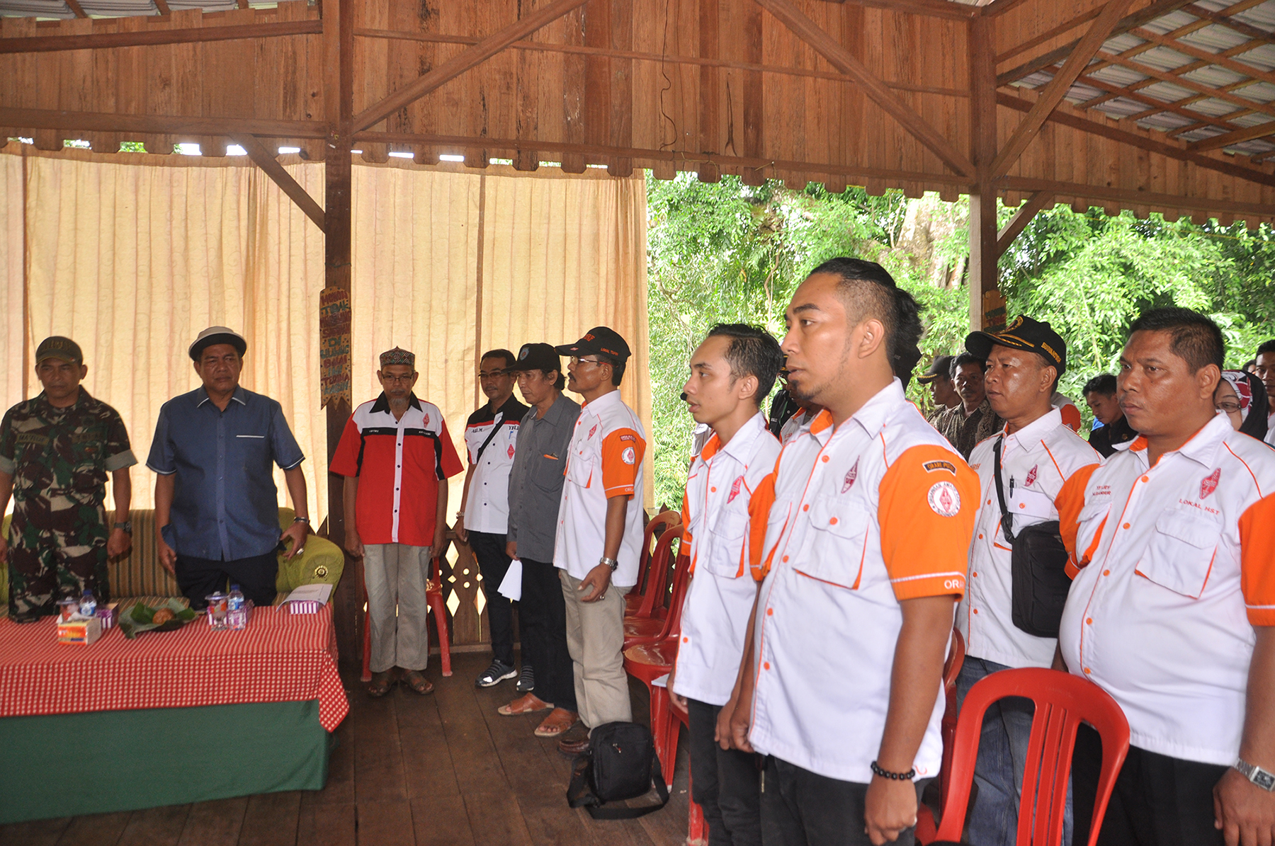 Anggota ORARI Kalimantan Selatan
