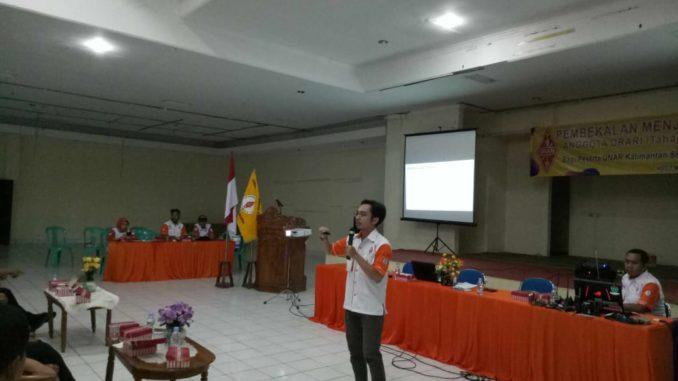 Pembekalan Anggota Baru Tahap 2 ORARI Daerah Kalimantan Selatan 1