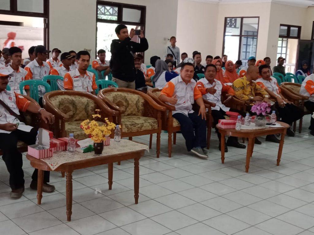 Pembekalan Anggota Baru Tahap 2 ORARI Daerah Kalimantan Selatan