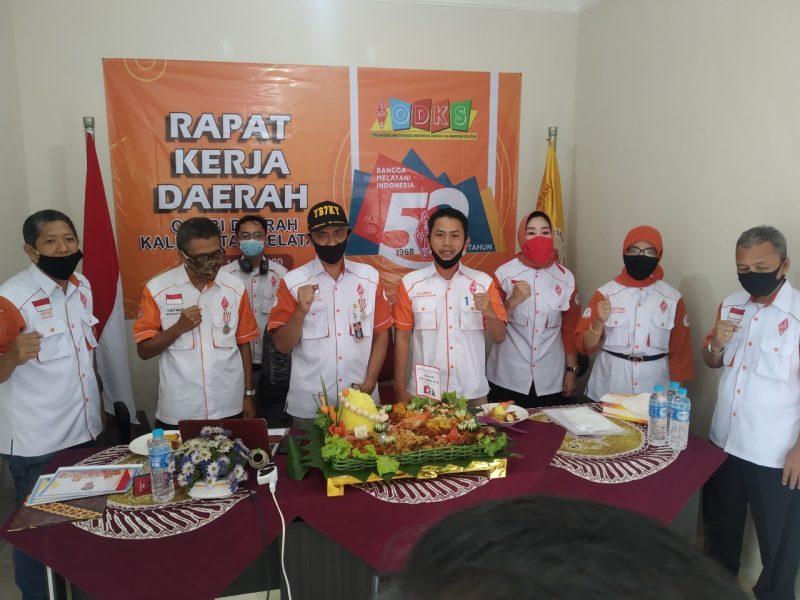 Rapat Kerja Daerah ORARI Daerah Kalimantan Selatan Tahun 2020 di Banjarbaru