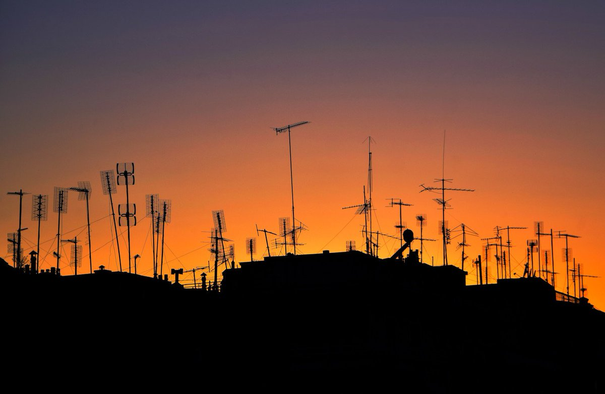 Wallpaper Antena